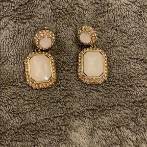 BaubleBar Pink Earrings